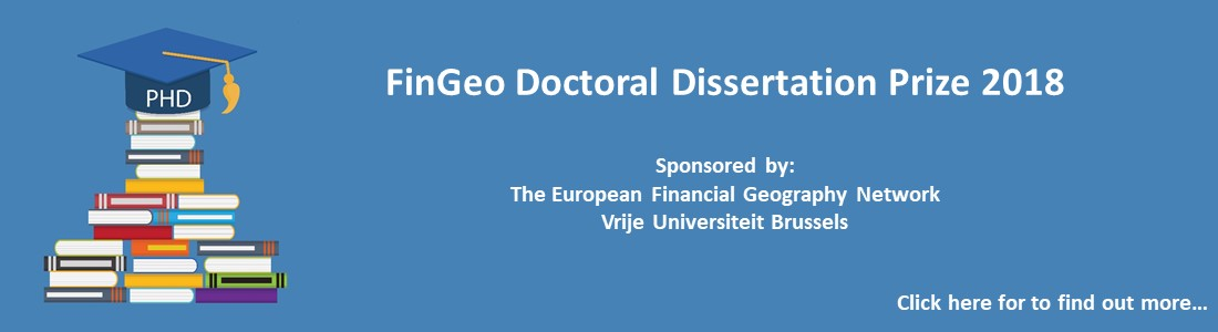 Doctoral thesis prize
